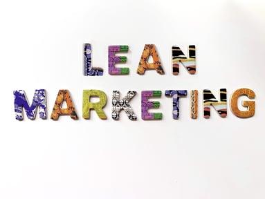 tácticas de lean startup
