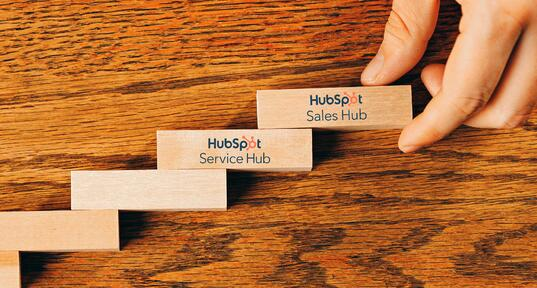 hubspot sales hub y service hub