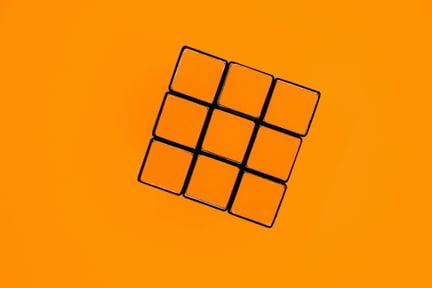 marketing problems are like a rubix cube