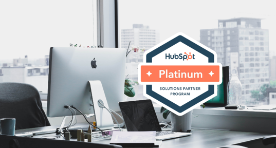 hubspot platinum partner in Spain
