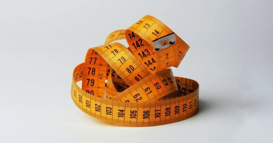 metro para medir las métricas de marketing