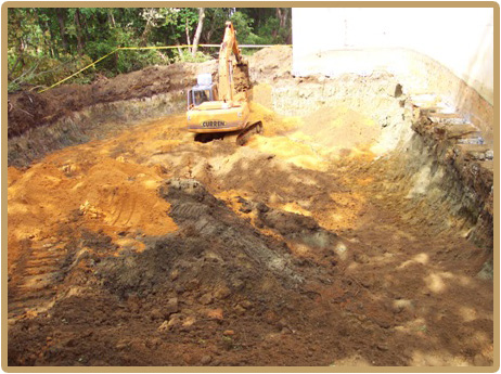 Commercial remediation services for Soil remediation