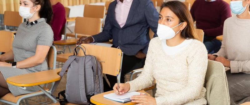 Regreso Seguro para estudiantes de Maestrías y Licenciaturas Ejecutivas