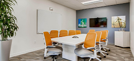 Office Evolution Jacksonville conference room rentals