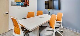 Office Evolution Westport meeting spaces