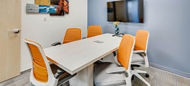 Office Evolution Colorado Springs Woodmen meeting spaces