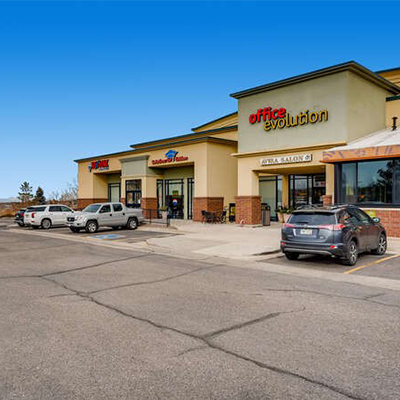 Exterior photo of our Park Meadows Lone Tree location