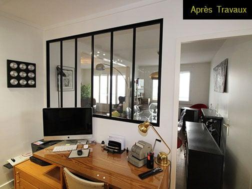 Rénovation d'un appartement T3 à Lyon