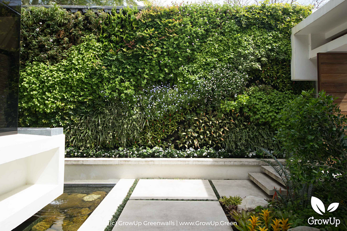 Seasonal Adjustments For Your Outdoor Greenwall