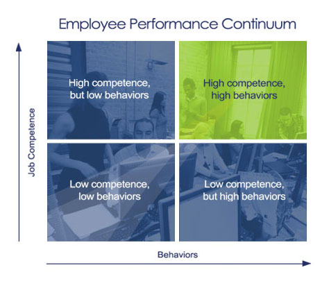 Employee Performance Continuum