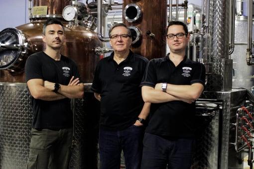 Kozuba & Sons Distillery LibDib
