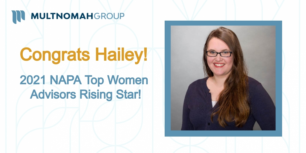 McLaughlin Named 2021 NAPA Top Women Advisors Rising Star
