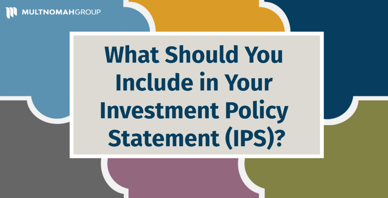 Investment Policy Statement Review Guide