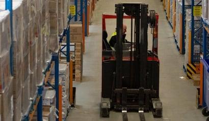 AMAB opte pour les chariots écologiques Toyota au lithium-ion