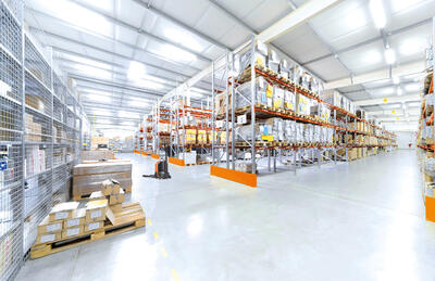 Expert rayonnages | Toyota Material Handling