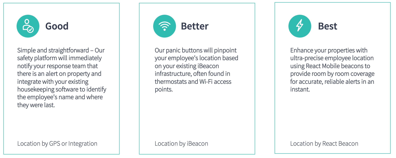 react mobile plan options