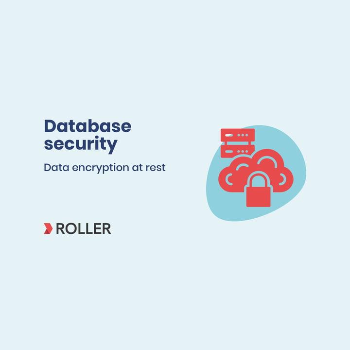 Database encryption upgrades