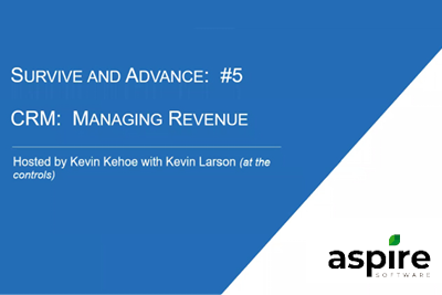 Managing Revenue Through CRM