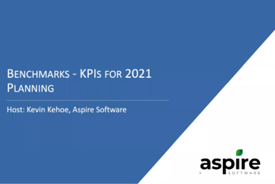 Critical KPIs for 2021 Planning