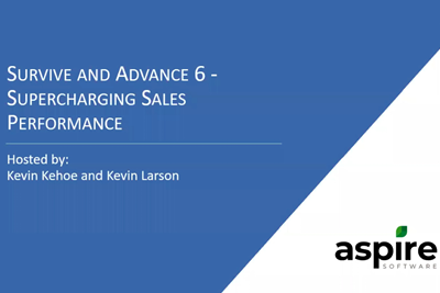 Supercharging Sales Performance