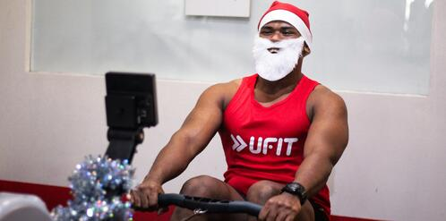 Get to Santa this Christmas with UFIT!
