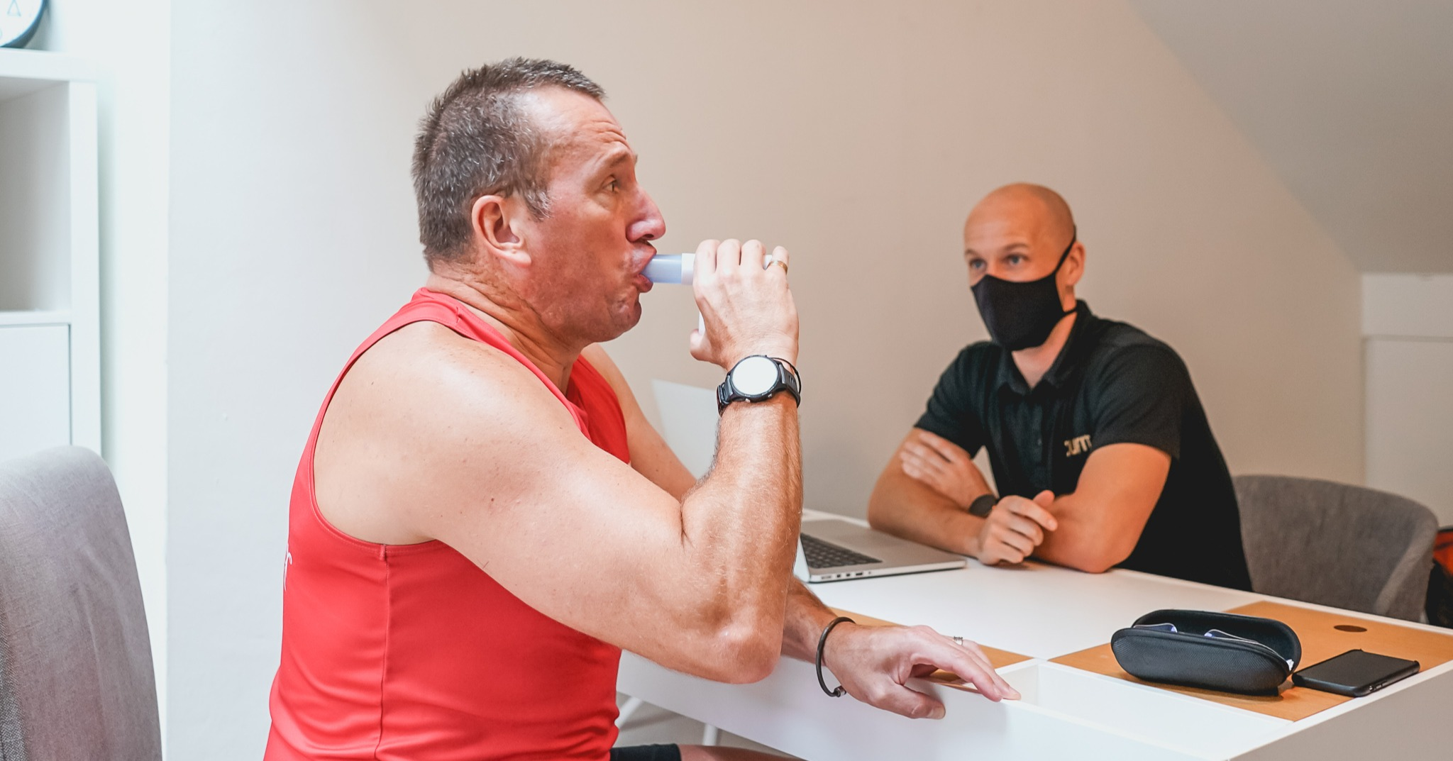 Lung Function Test UFIT Club Street