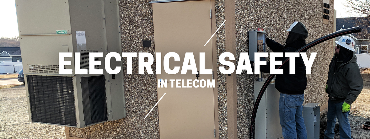 Electrical Safety In Telecom