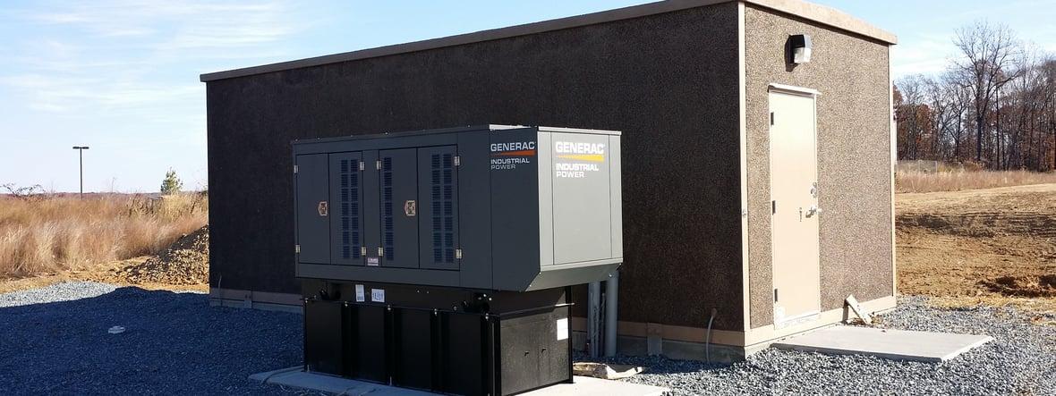 BDC HVAC and Generator