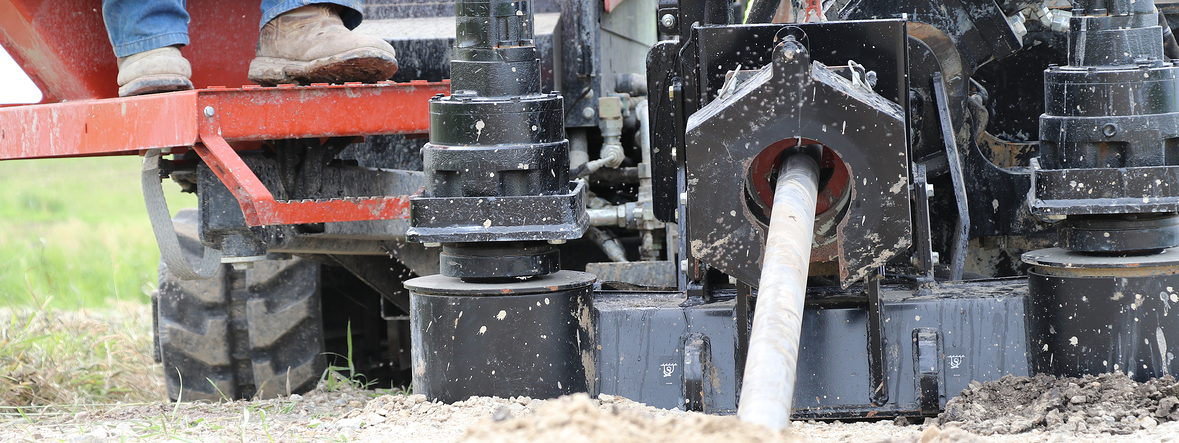 Outside Plant Drilling