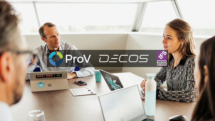 Decos to extend its partnership with ProV to serve global customers