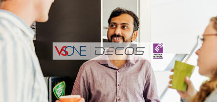Decos to join hands with VS ONE