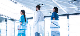 7 Technology Trends in Healthcare in 2021