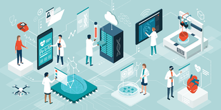 The benefits of data analytics in healthcare