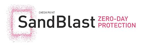 check point sandblast