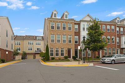 SOLD: Gorgeous, End-Unit Townhouse in the Desirable Community of Metro West Fairfax,VA