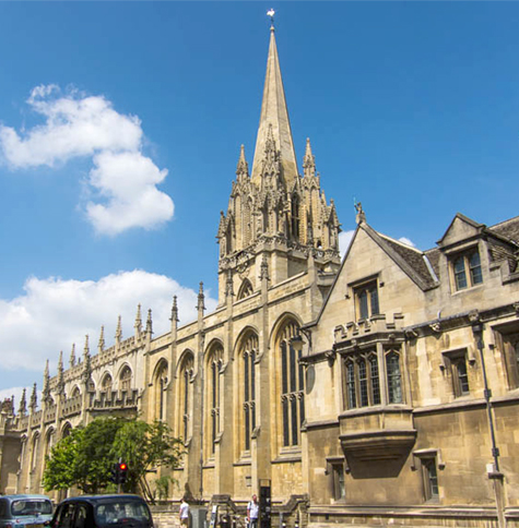Increased security for St Mary's Church