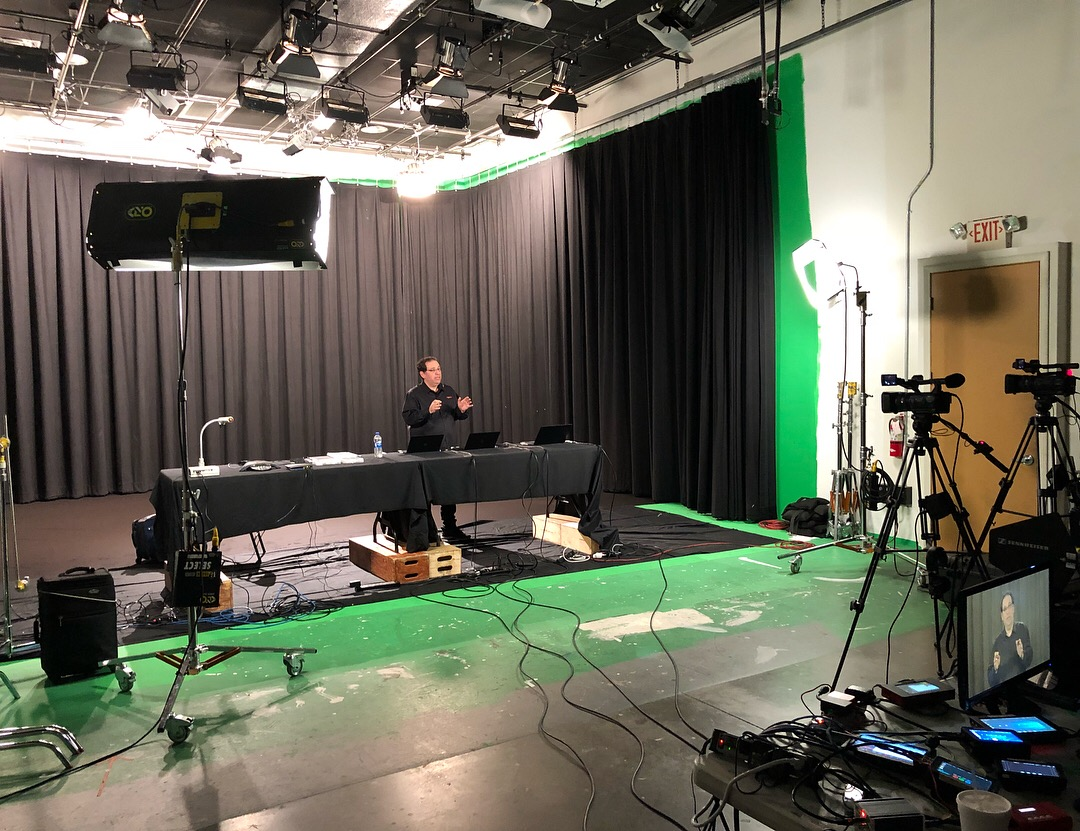KnowBe4 KMSAT Filming 2018