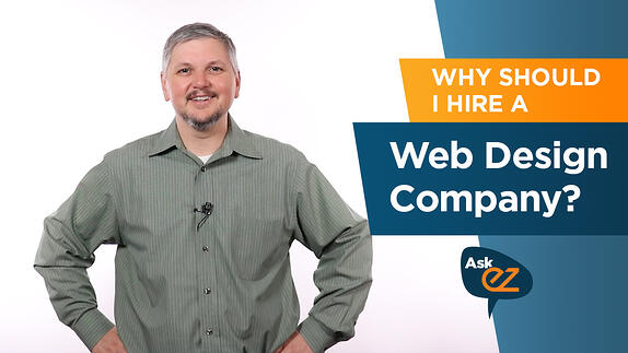 Why Should I Hire a Professional Web Design Company?
