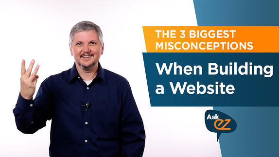 What should you expect when building a website? - Ask EZ