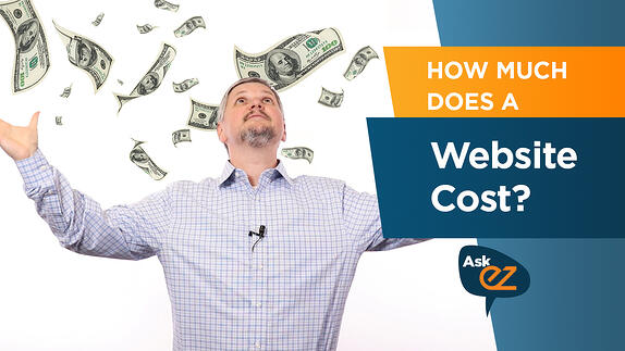 How Much Does A Website Cost? - Ask EZ
