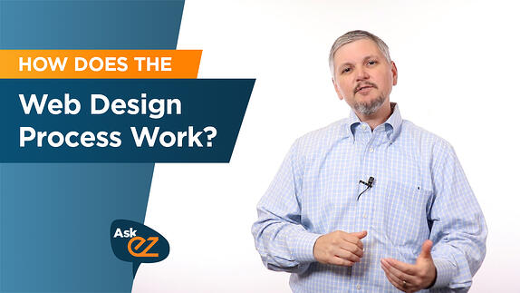 How Does the Web Design Process Work? - Ask EZ