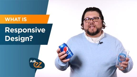 What is Responsive Web Design? - Ask EZ