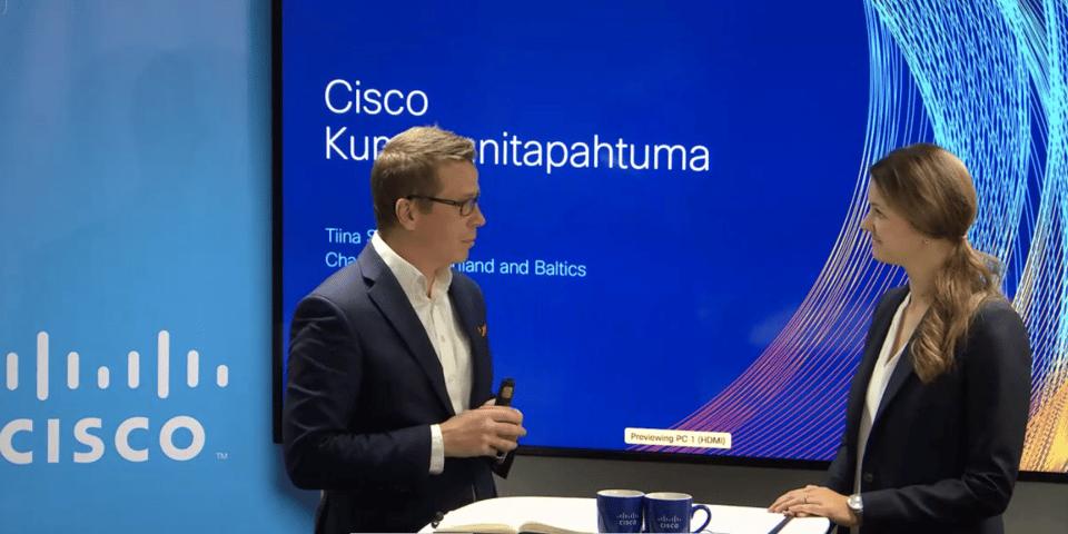 Praecom valittiin Ciscon vuoden 2020 Collaboration -kumppaniksi