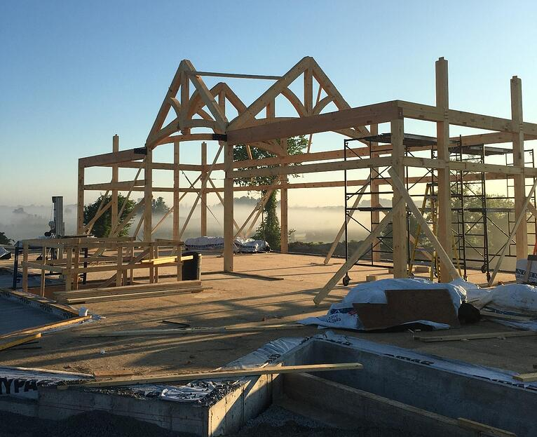 Construction Financing: What You Need to Know to Build Your Timber Frame Home