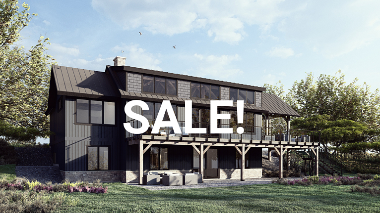 Summer Sale: 5% Off Our Featured House Plans!