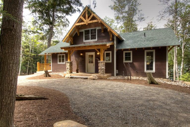 Timber Frame House Plans – Pre-Designed or Custom?