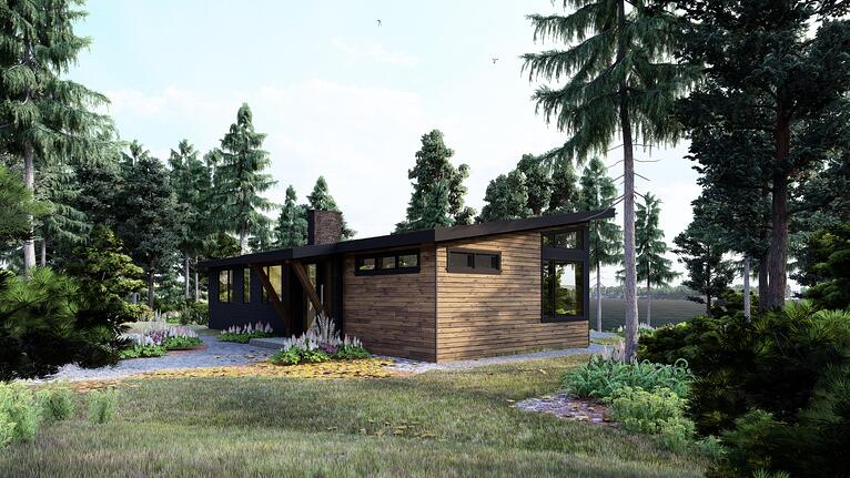 New House Plan: The Bayfield 2.0