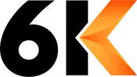 6K-logo