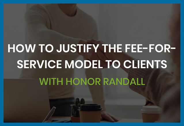 justify-fee-for-service