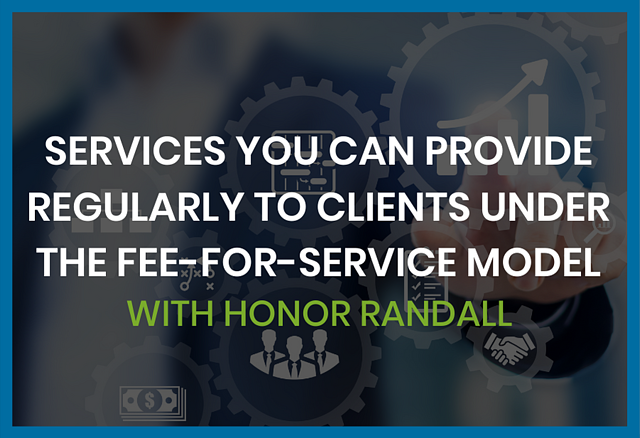 services-you-can-provide-under-the-fee-for-service-modell